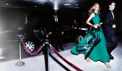 [photo courtesy of Michael Kors campaign 2012]